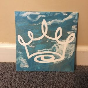 Other - Zeta Tau Alpha canvas